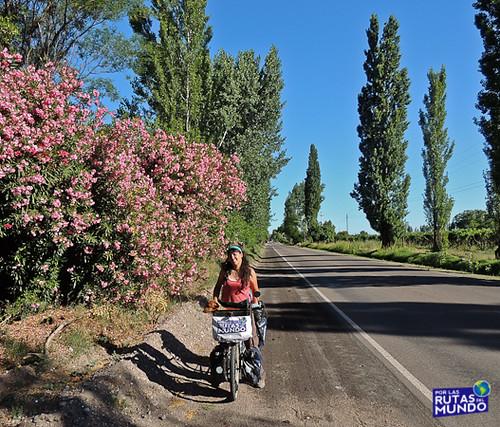 Por las Rutas del Mundo en Bici - Mendoza