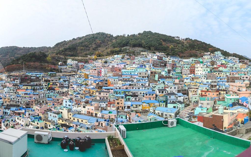 Gamcheon side view 2