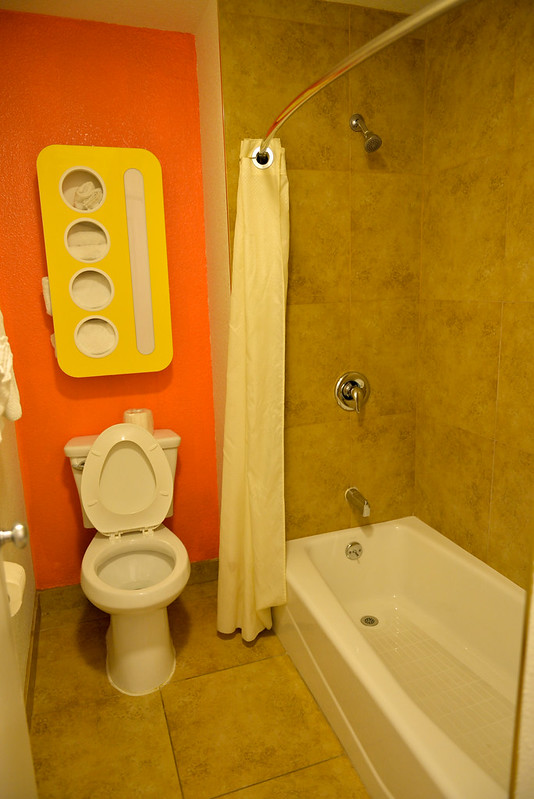 【浴廁】空間還 ok