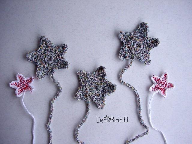 segnalibro stella di cotone 4
