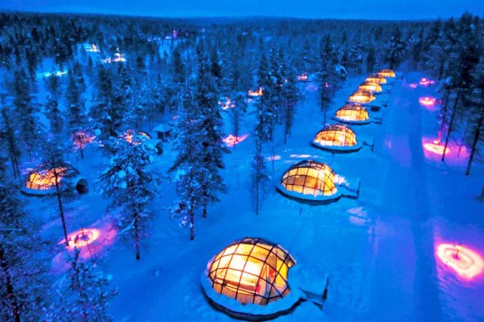 Finland Igloo Village