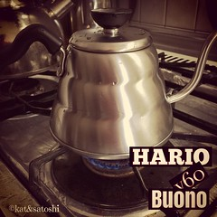merry christmas kat! #hario #v60 #christmas #Japan #santacameearly