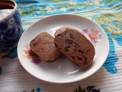 готовая печенька крупно