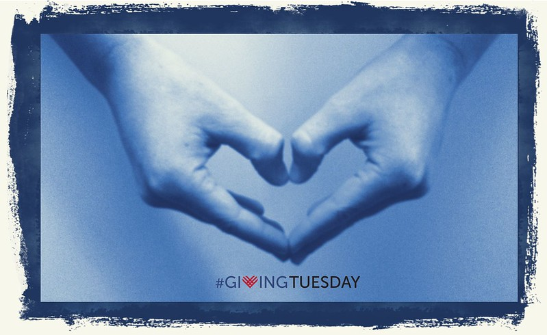 Make a heartfelt gesture on #GivingTuesday