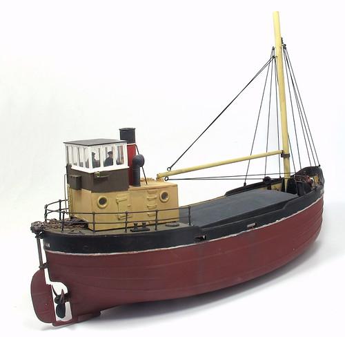 Deans Marine Puffer stern