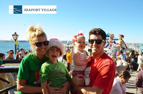 2015 Surfin' Santa Arrival