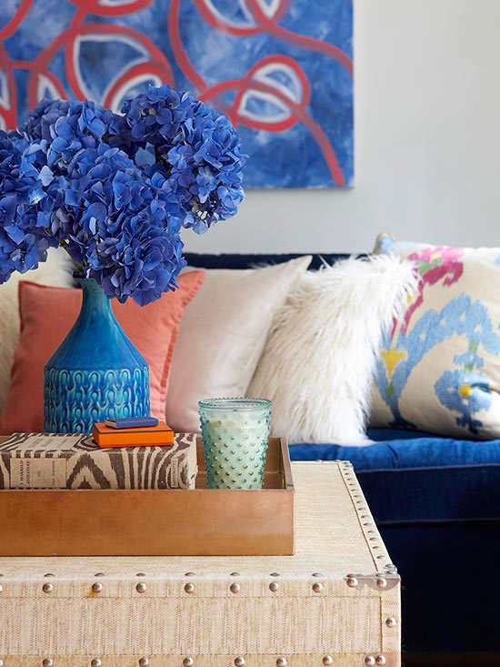 Bringing Color into your Home | #LivingAfterMidnite