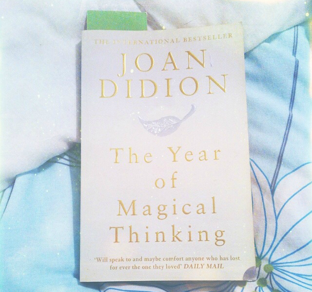 joan didion the year of magical thinking book review lifestyle book blog
