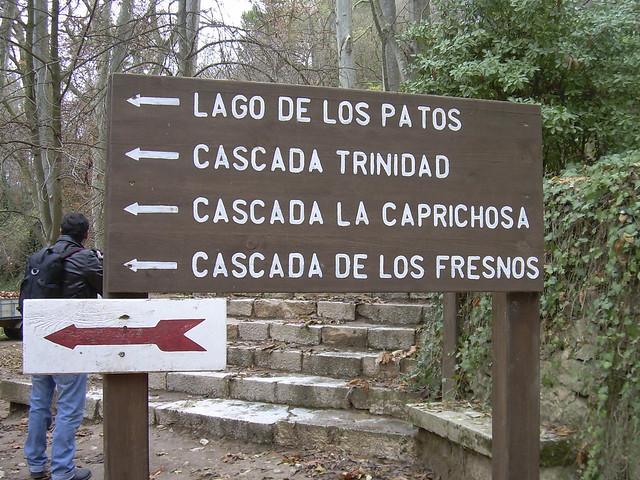 Parque Natural Monasterio de Piedra