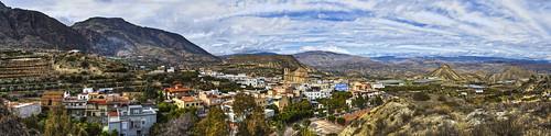 panorama españa andalucía spain andalucia panoramica andalusien espagne hdr almería spanien spagna spanje alpujarra espanya huécija