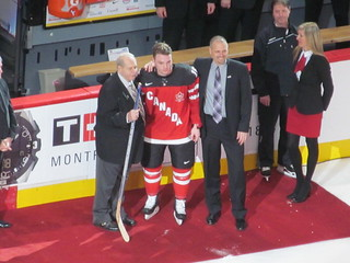 Canadian player of the game #18