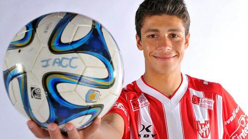 Mateo Garcia, è seguito dal Catania come confermato dal suo agente