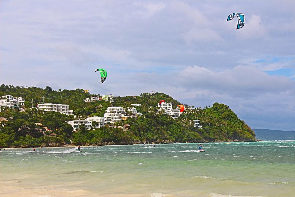wind surfing philippines, wind surfing,