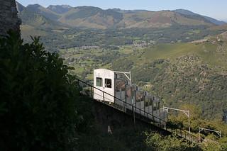 Funicular del Pico del Jer. ©OT Lourdes Studio GP Photo.