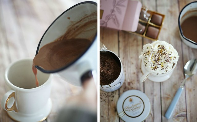 Hot Chocolate Recipe What Olivia Did