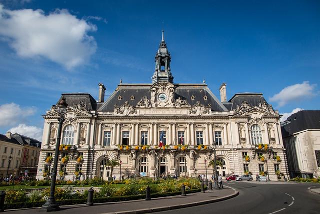 Hotel de Ville - Tours