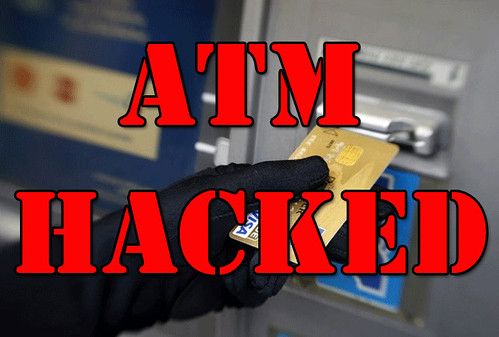 ATM Hacked Using Samsung Galaxy S4 & USB Port