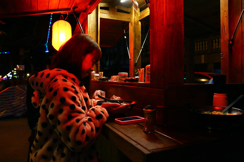 宜蘭美食 宜蘭拉麵 冬山小吃 冬山火車站 周邊小吃 搜尋 推薦 屋台拉麵 博多白湯豚骨拉麵 營業時間 每日限量50碗 好吃的 台九省道 香和牛排旁邊 食尚玩家推薦