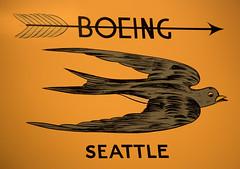 Boeing was always big in Seattle!