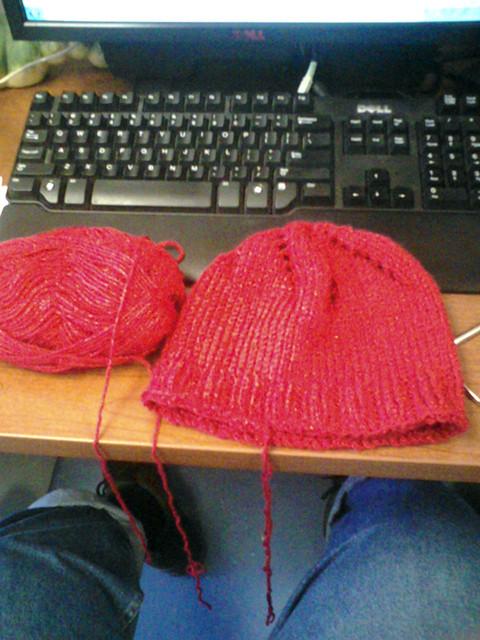 Christmas Hat No. 3
