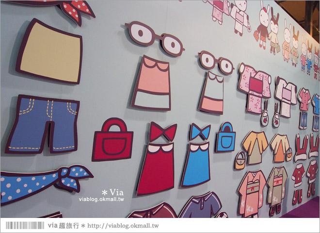 【阿朗基愛旅行】台北華山藝文特區阿朗基展~跟著阿朗基一起環遊世界去!35