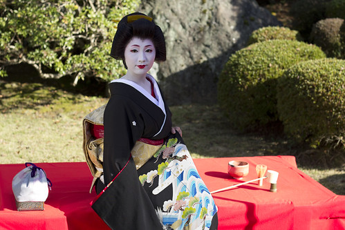 Geisha Sayaka