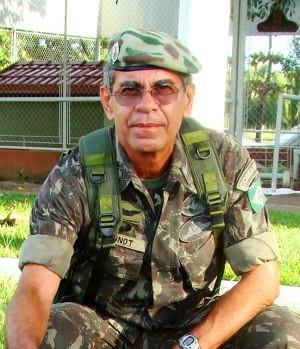 Secretário de Segurança Pública e Defesa Social (Segup), general Jeannot Jansen FOTO: DIVULGAÃÃODATA: 30.12.2014