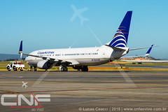 Boeing 737-800 Copa Airlines HP-1824CMP