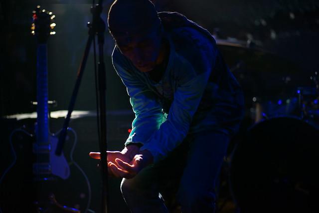 THE北澤コイチーズ live at MANDA-LA2, Tokyo, 22 Jan 2015. 006