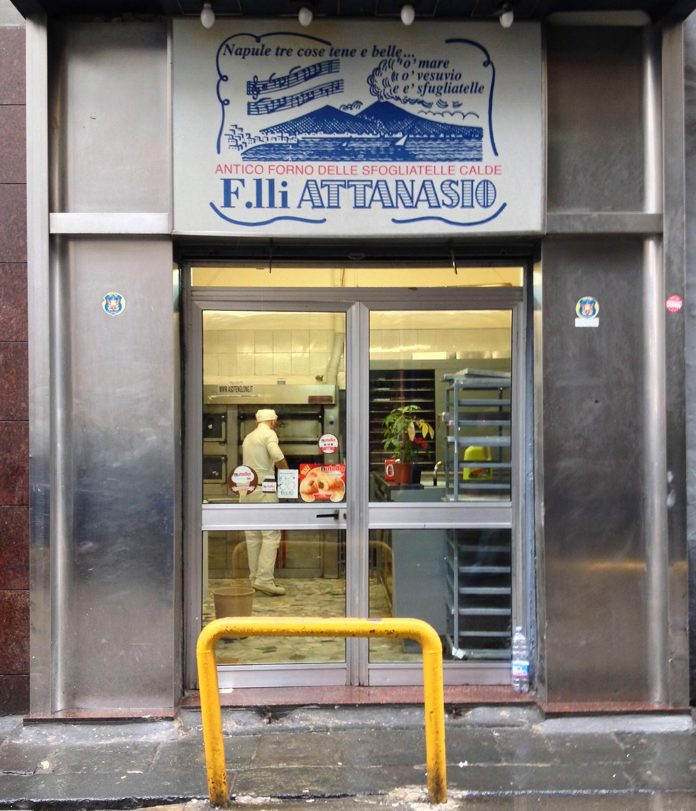 Naples: Food Diary 14
