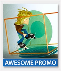 Awesome Company Promotion, 3d, amazing, promotion, advertisement, ultra dynamic
