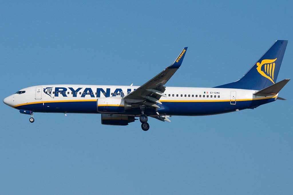 EI-EMC - B738 - Ryanair