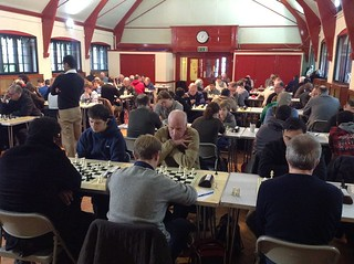 Golders Green Rapidplay Chess