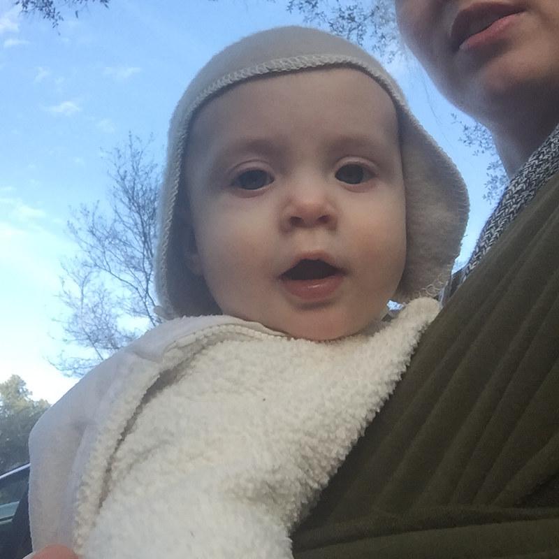 hazel 5 months