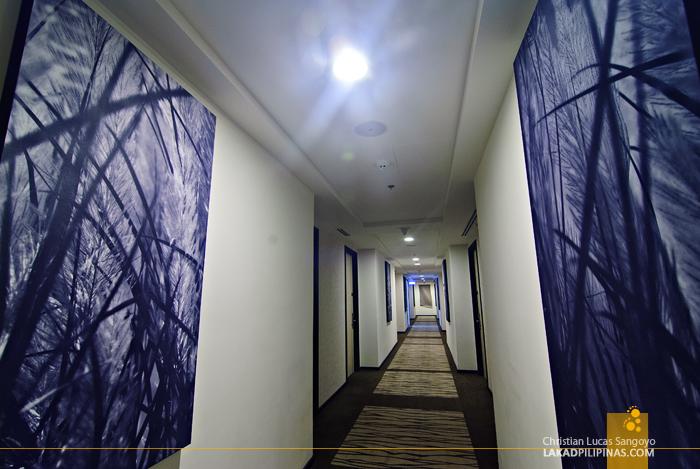 Seda Hotel Nuvali Hallway