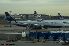 N276AY - 375 - US Airways - Airbus A330-323 - Heathrow - 141220 - Steven Gray - IMG_2680