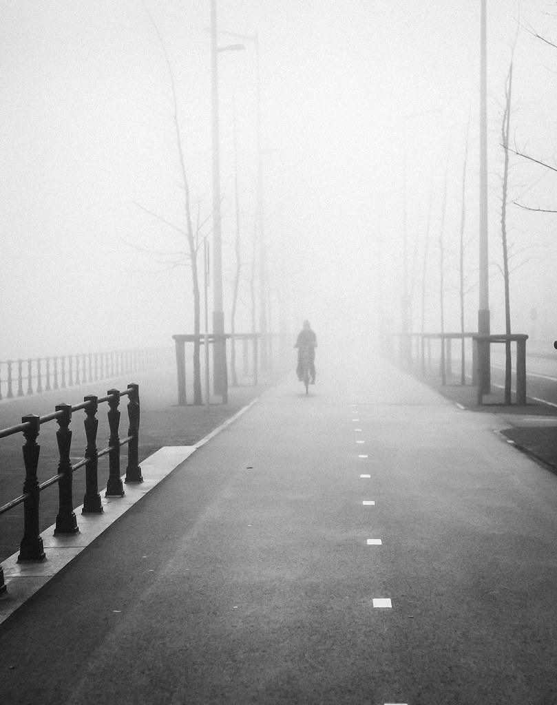 Fog Lane