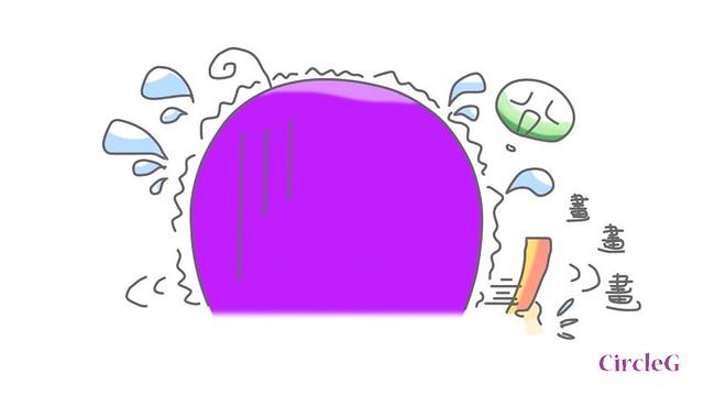 CIRCLEG 圖文 現實與理想不符 盡你既能力 說好的容易呢 (2)