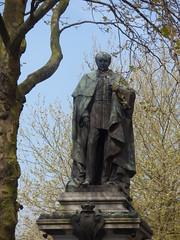 Burton sculptures and statues