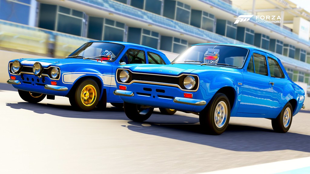 ... Forza Motorsport 6 - 1973 Ford Escort RS1600 | by DJKustoms