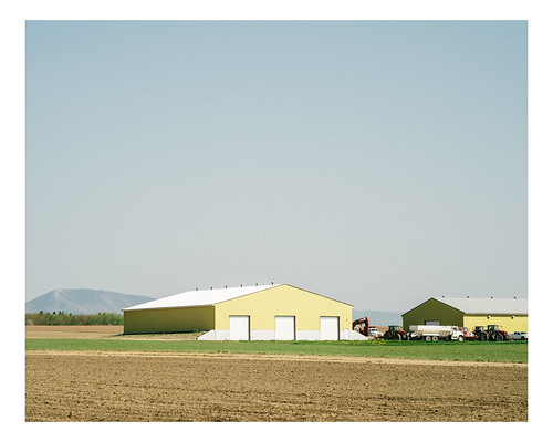 canada barn rural landscape farm hangar topographies