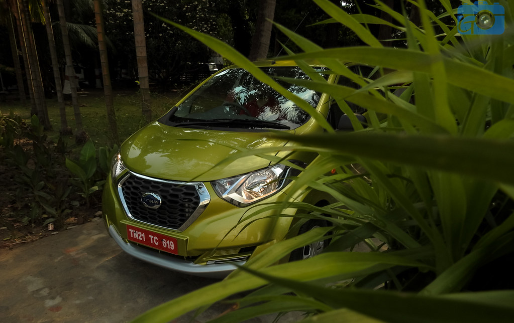Datsun RediGo Drive Review 7