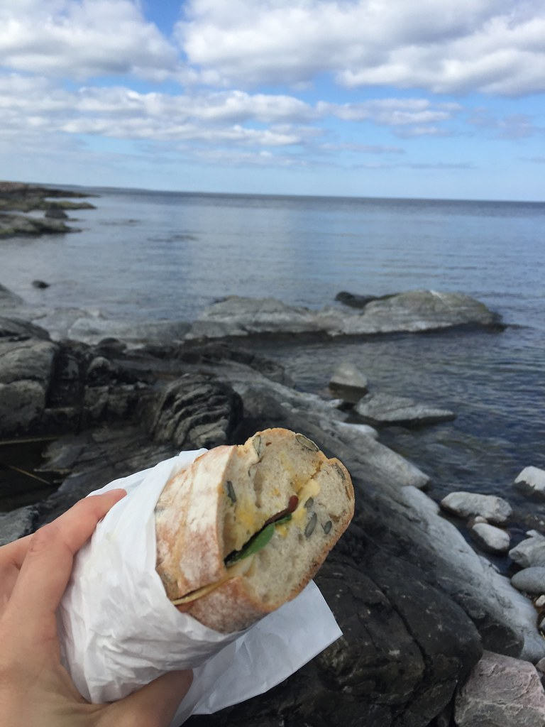 Roslagsleden - picknicklunch