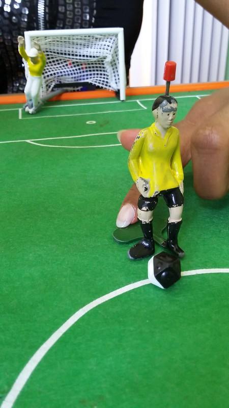09. Tag (Do. 23.06) - Tischfußball Kick