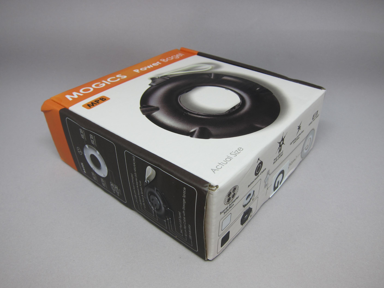 Mogics power bagel blog for Bat box obi