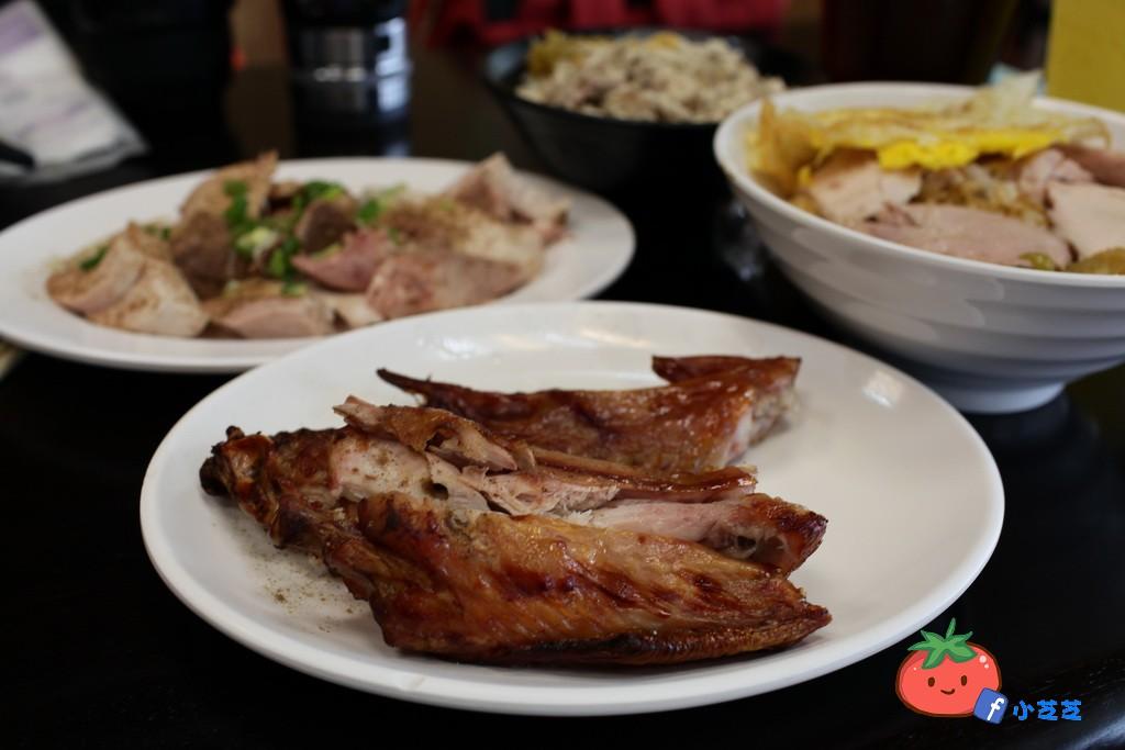 嘉義陶家鄉烤火雞肉飯