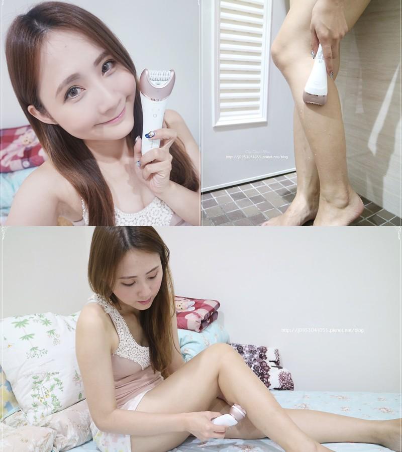 飛利浦全方位奢華嬌寵美體刀 (3)
