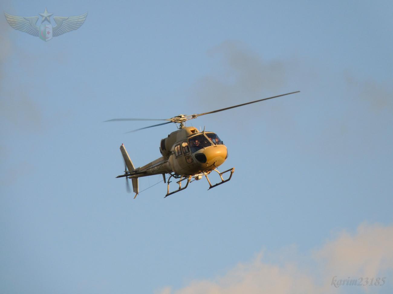 صور مروحيات القوات الجوية الجزائرية Ecureuil/Fennec ] AS-355N2 / AS-555N ] - صفحة 6 27611605395_0d8814c0a7_o