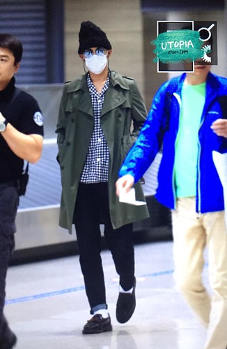 Big Bang - Incheon Airport - 26jul2015 - Utopia - 02