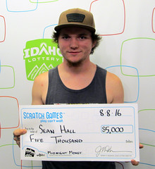 Sean Hall - $5,000 Midnight Money